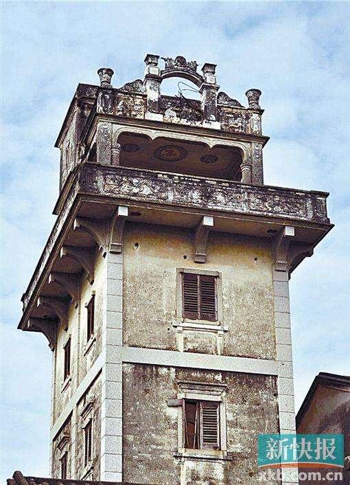 醉美沙溪:古建筑传统唯美中兼得欧式风情(图)