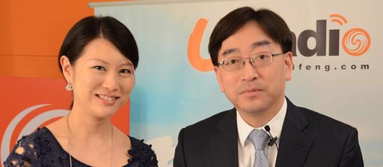 凤凰URadio专访香港特区政府食物及卫生局局长高永文