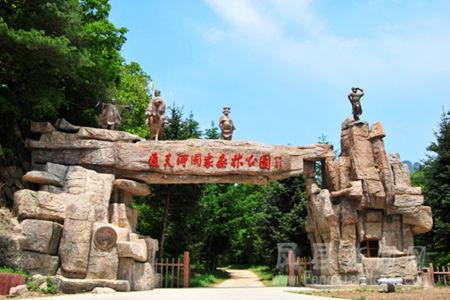 凤县通天河国家森林公园正式跻身国家4a级旅游景区行列,这是继凤凰湖