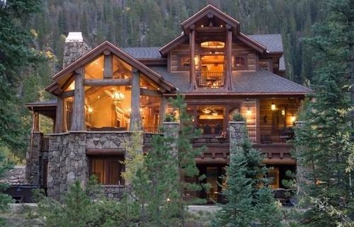 从重型木结构建筑的起源开始,现代小木屋的质朴生活已经走过了很长