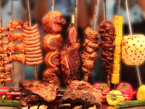 西安 索菲特 人民大厦 巴西人烧烤餐厅 菜品推荐