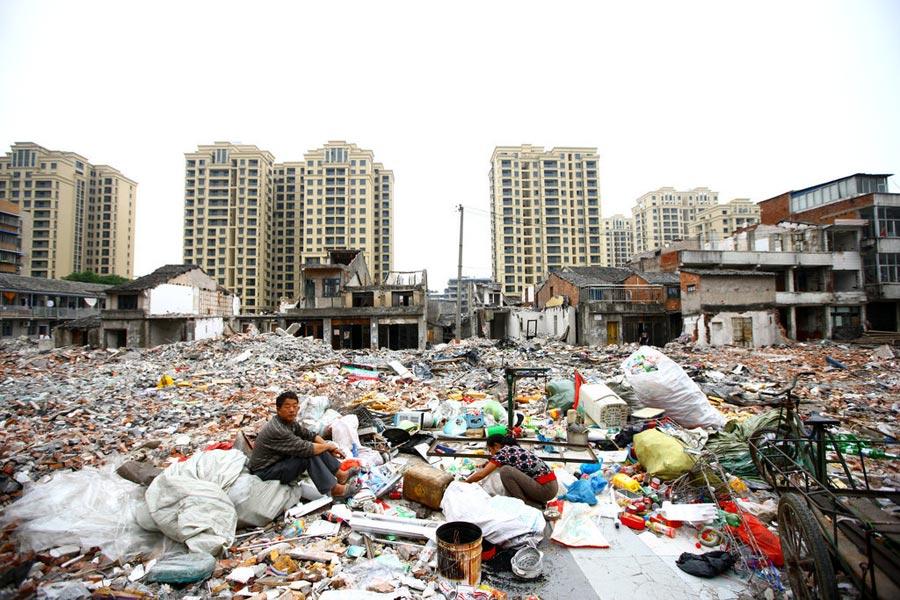 中国贫富差距有多大