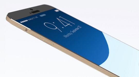 苹果5与三星s4�:/�_iphone6弃圆角矩形设计 外观似三星s4 - 苹果 - 科技讯