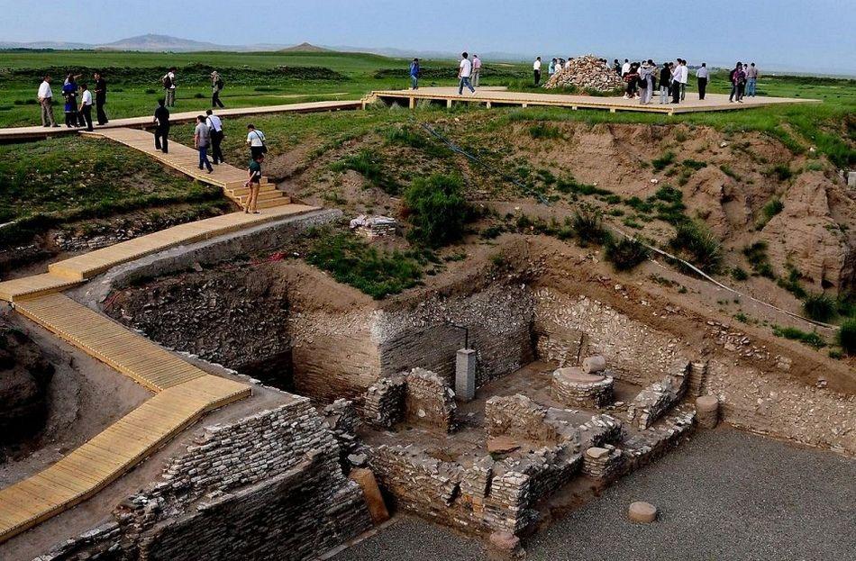 失落的文明 在时间的长河中20座被遗忘的城市