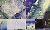 中国航拍钓岛画面曝光 现日方建筑