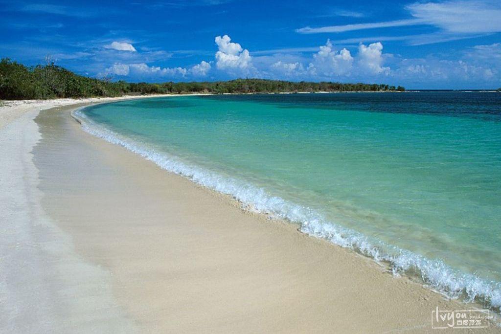 青岛金沙滩 青岛金沙滩景区 青岛金沙滩海水浴场