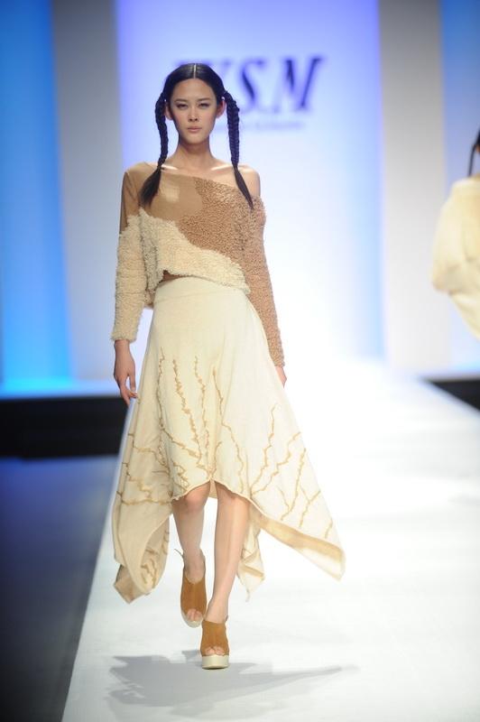 威丝曼·2012中国针织时装设计大赛