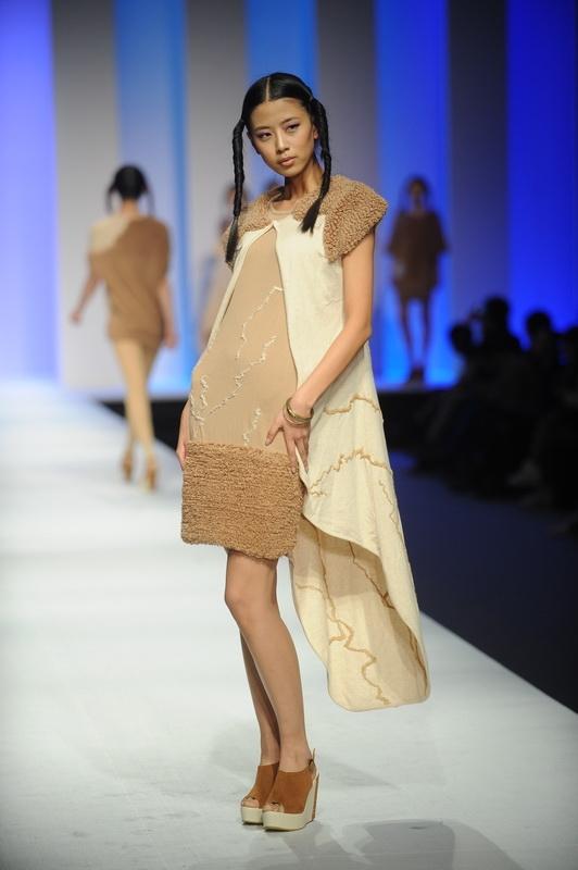 威丝曼 2012中国针织时装设计大赛