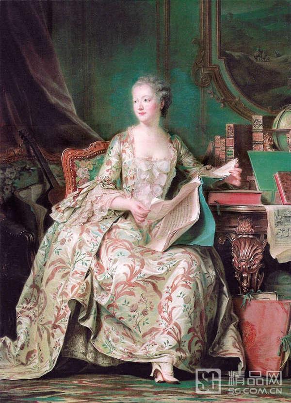 其实巴洛克风格盛行于欧洲17世纪