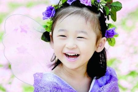 """""""笑脸宝宝""""——甜甜的脸蛋哟,甜甜的笑"""