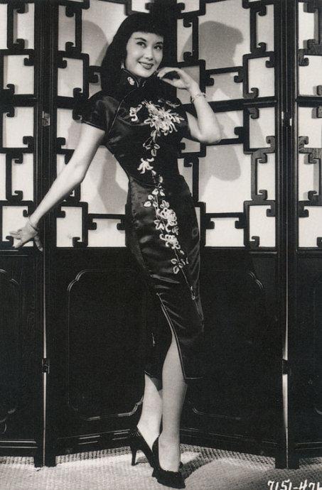 如花美眷:旧时旗袍美人