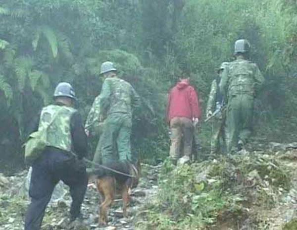 2004年云南破获特大跨国贩毒案:8天7夜围剿毒枭