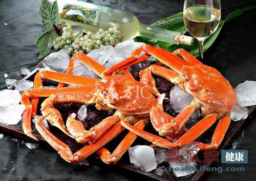 螃蟹四个部位不能吃 如何吃蟹更营养?
