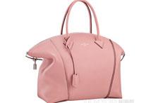 粉色包包适合活力女孩