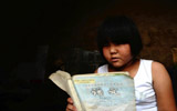 11岁小学女生撑起一个家 (图)