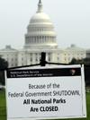 美国政府17年来首次停摆