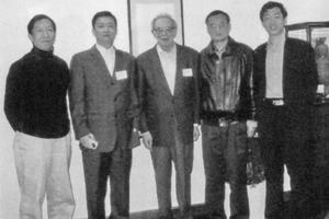 科尔奈与他的中国学生