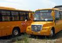52辆新校车沦为公厕