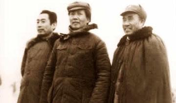毛泽东过春节