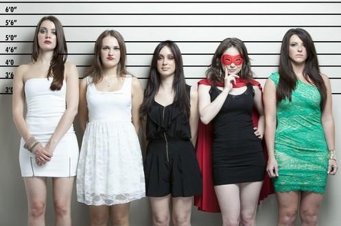 你理想中的女性身高是多少