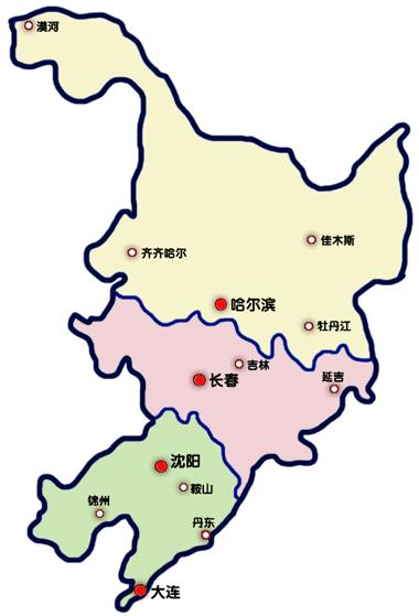 """东三省首季gdp增长""""失速"""" 国家再拟振兴政策图片"""