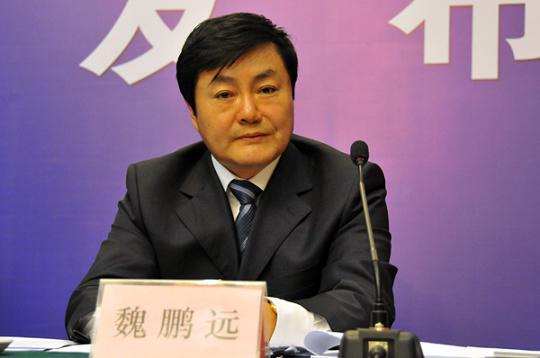 国家能源局煤炭司副司长魏鹏