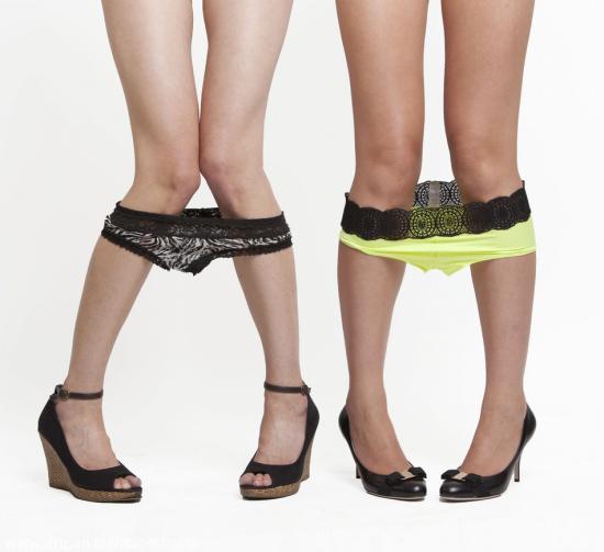 揭秘:女人的内裤到底有多脏? 健康频道