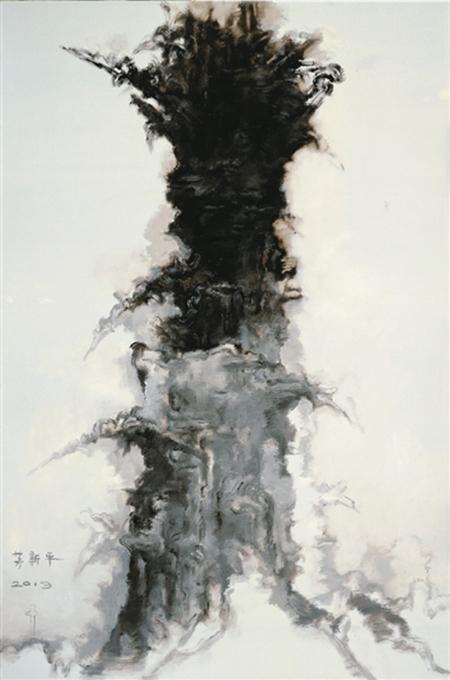 青年画家苏新平:坐冷板凳是为了保持清醒