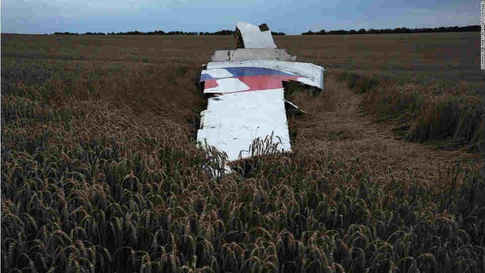 客机被击落后18小时的外媒观察: 普遍指认凶手是乌克兰分裂势力