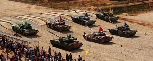 改装坦克还发消息误导 俄军队和媒体真是没节操