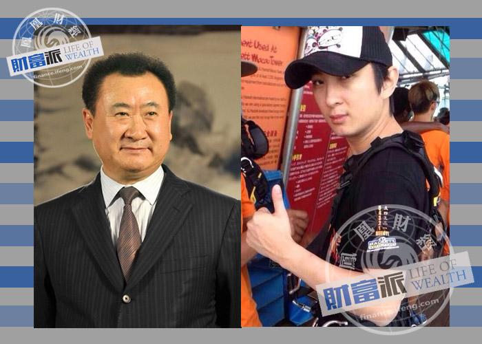 ...IG电子竞技俱乐部创始人、万达集团董事.王健林的独子.2011年4...