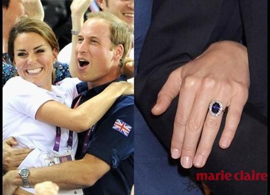 盘点欧美名人明星的奢华订婚戒指