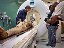 大英博物馆新技术:扫描一下揭秘木乃伊全面貌