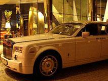发现迪拜:感受金色土豪盛宴