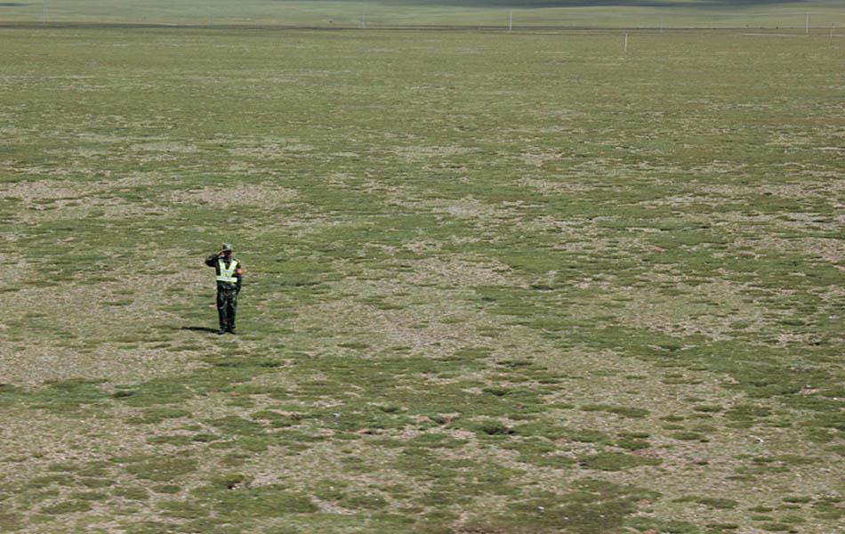 这就是中国军人!3年,3张进藏旅客拍到照片