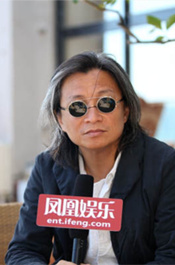 陈可辛:中国人的问题就是历代都用人去判断