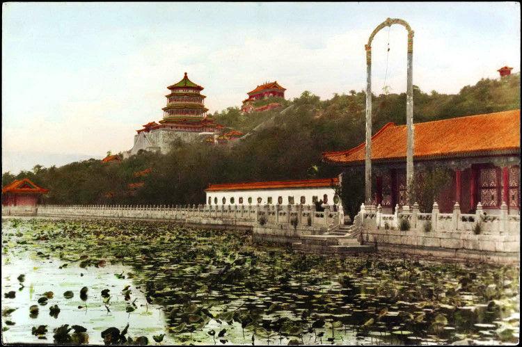 雷尼诺恩镜头里的清末民初北京风貌 - 子泳 - 子泳WZ的博客