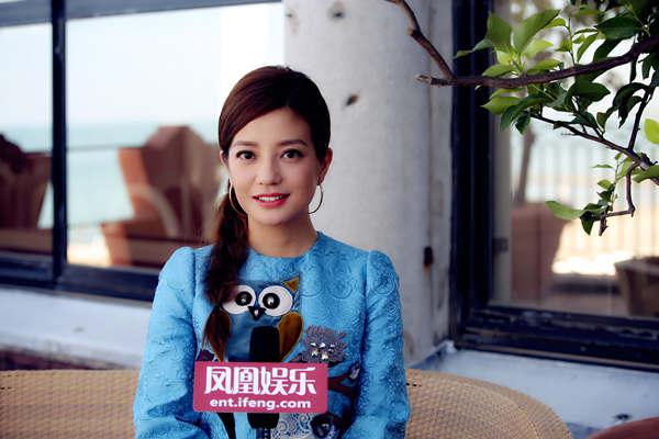 凤凰娱乐独家专访《亲爱的》女主角赵薇