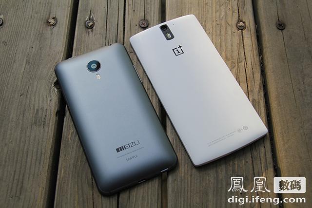 国产智能手机价格战:魅族MX4对比一加手机|国