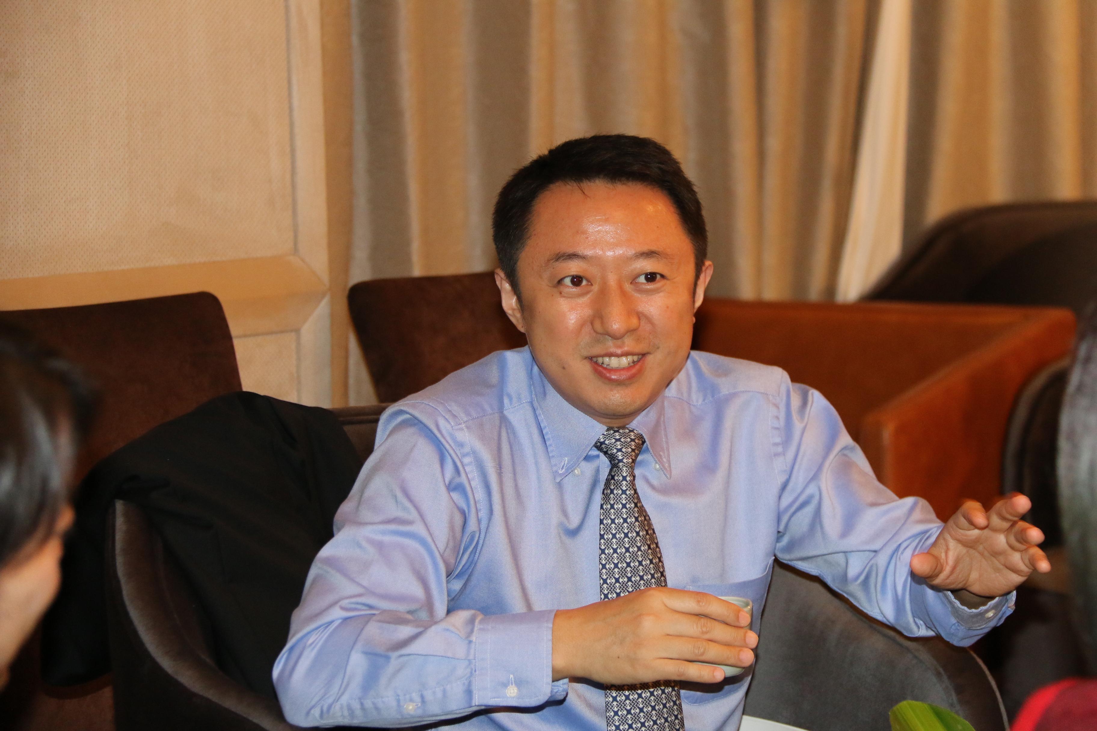 凤凰网总裁李亚:打德 州扑克跟做企业有很多相