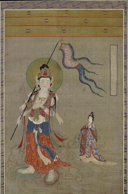 大英博物馆史明理博士:中国古画鉴证世界史风云变幻