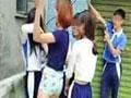 陕西高中生集体猥亵5名学妹 扒衣刀划胸部