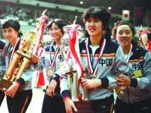 1981女排首夺冠军之幕后惊魂