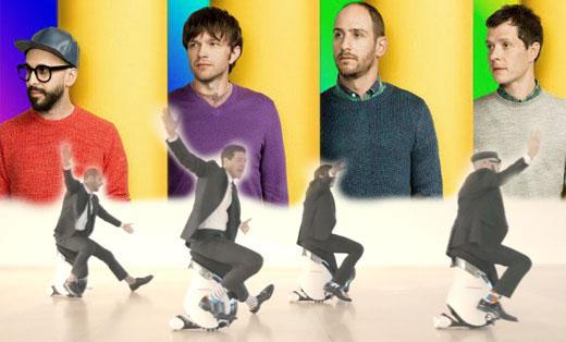 史上最牛创意乐队OK Go强势新单