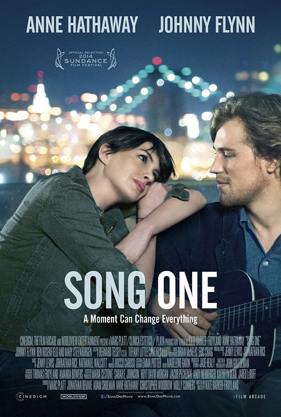 《第一首歌》首曝预告 安妮海瑟薇寻爱布鲁克林