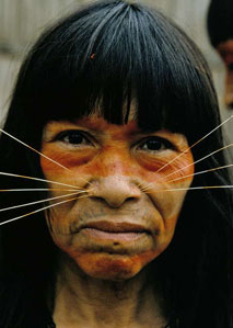 揭开亚马逊猫人部落谜团