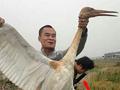 西藏男子捕杀白鹤豹猫拍照炫耀 举尸微笑