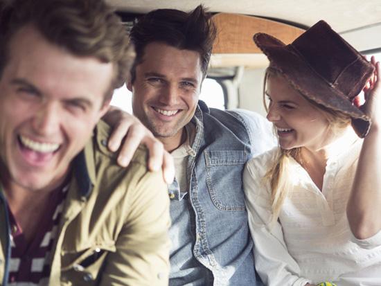 男性朋友越多 女人性生活越活跃