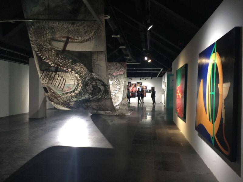 华宇青年奖开幕:将三亚打造成艺术史高度的发生现场