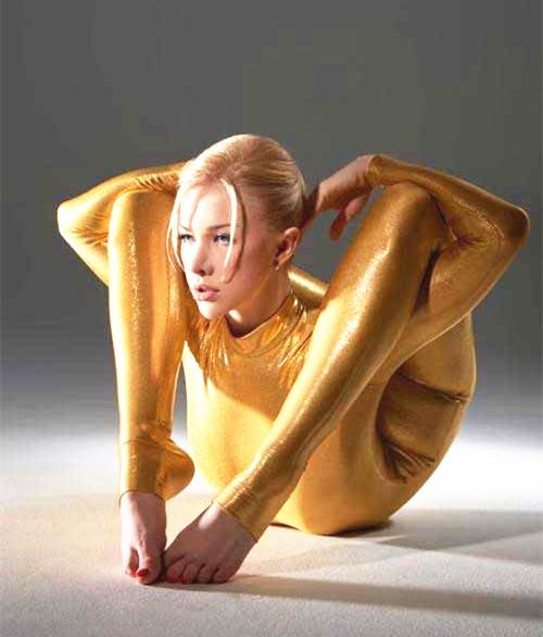 俄罗斯柔术zlata美女